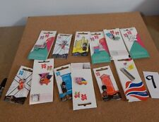 12 x Official London 2012 Olympic games pin badges including LTD Editions set 9