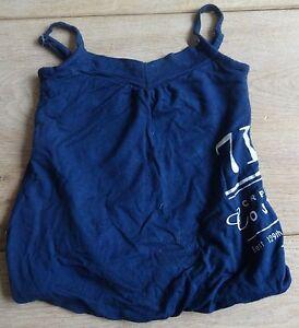 SEVENONESEVEN maat 98 / 104 Topje top shirt L30xB25cm mouwloos 3-4 jaar MEISJE
