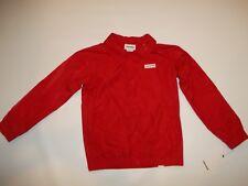 CONVERSE Kids Lined Windbreaker Red Coaches JACKET Child Unisex Size 6 rt $45