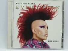 Dead Or Alive - Evolution (The Hits) CD ALbum