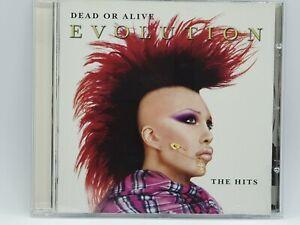 Dead Or Alive - Evolution (The Hits) CD ALbum
