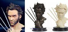 "X-Men Origins Wolverine LOGAN Hugh Jackman Bust Resin Action Statue Figure 12""H"