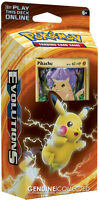 Pikachu Power 60-card Pokemon Theme Deck XY Evolutions | Holo + Playmat + more