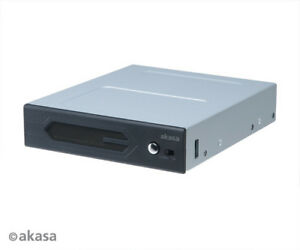 Akasa AK-RLD-01 Vegas Control Panel Manual/Software Control, Front LED Indicator