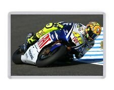 Valentino Rossi MotoGP Fridge Magnet Birthday Fathers Mothers Day Christmas Gift