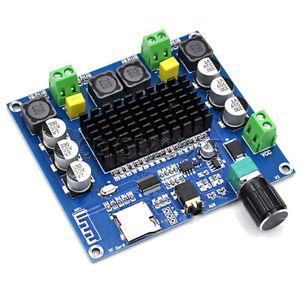 Bluetooth 5.0 TDA7498 Digital Amplifier Board Stereo AMP Module  2x100W XH-A105