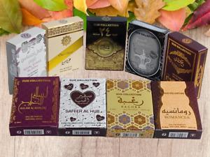 Oud Collection 20ml Al Zafaran Original Musk Amber Perfume Spray EDP Pocket size