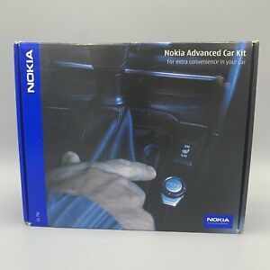 Nokia CK-7W Handsfree Car Kit 4 All Bluetooth Mobile Phones Boxed Complete New