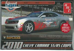 AMT 2010 Chevy Camaro SS/RS Coupe, Indy 500 Centennial 1/25 893 ST