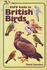 RSPB Book of British Birds By David Saunders, Noel Cusa