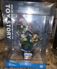 Beast Kingdom Disney Select Toy Story Pixar Diorama 6 Inch PX Exclusive DS-007