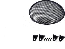 "Single 10""  Speaker Grill.   pair of x like holes  ( UK MADE )"