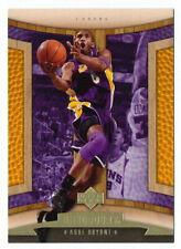 Kobe Bryant 2006-07 UD Hardcourt + Lakers Draft Day Promo Rookie - FREE SHIPPING