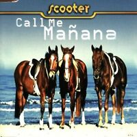 Scooter Call me mañana (1999) [Maxi-CD]