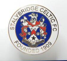 Stalybridge Celtic Football Club Enamel Badge Non League Football Clubs