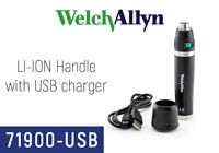 Welch Allyn 71900 USB Lithium Ion Rechargeable Handle NEW