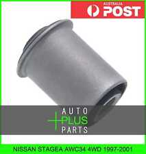 AM35 Fits NISSAN STAGEA IXIS350S Rubber Bush Front Upper Arm Wishbone