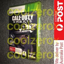 NEW Factory Sealed - Aus Release - COD CALL OF DUTY GHOST - Xbox 360