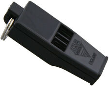 ACME Tornado Slimline Whistle Black used in FIFA Champions League Matches