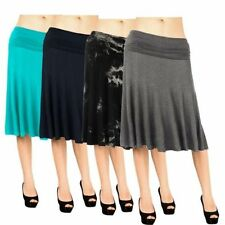 Unbranded Below Knee Skirts for Women