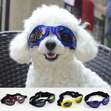 Pet Dog Anti-wind Glasses UV Sunglasses Protection Eye Wear Cool Fashion Goggles