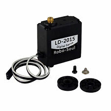 LD-2015 15kg High Torque Metal Gear Digital Two-axis Servo F/ Robot