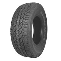 2 New 265/70R17 Federal Couragia A/T All-Terrain Tires OWL 70 17 R17 2657017 70R