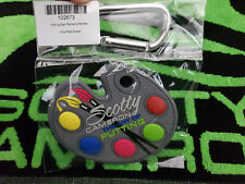 Scotty Cameron Art Of Putting Painters Pallet Putting Disc Bag Tag⛳⛳