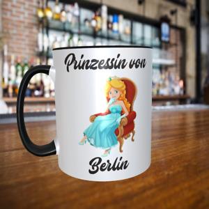 Prinzessin von Berlin Tasse