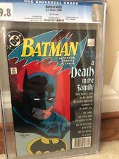 batman 426 cgc 9.8