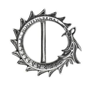 Alchemy Gothic B102  Jormungand Buckle