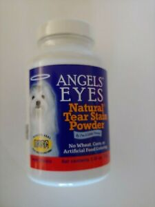 Angel's Eyes Natural Tear Stain Powder Sweet Potato Flavor 2.65 oz