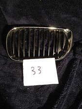 2002-05 BMW 3 Series Grill Left Side
