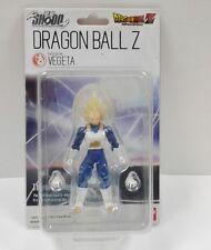 ultra rare Dragon Ball Z Super Saiyan Vegeta 3in Action Figure Shodo Bandai