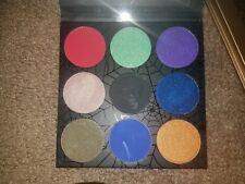 TZ 9 Colors Eyeshadow Palette Matte Diamond Glitter Eye Shadow Makeup