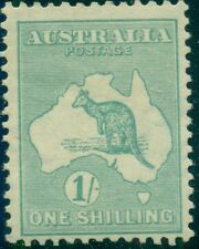 Australia #51 var Mint Hinged (Sg 40b), Scott $140.00