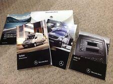 MERCEDES W906 SPRINTER VAN 211 213 311 313 411 413 CDI Owners  Manual HANDBOOK .