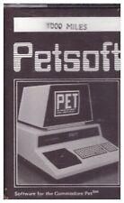 1000 mi (environ 1609.34 km) pour Commodore PET de petsoft
