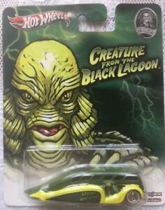Hot Wheels Creature from Black Lagoon hard to find