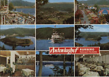 Alte Postkarte - Antoniushof Rurberg Naturpark Nordeifel
