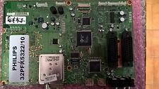 Main Board Philips 313914719801A