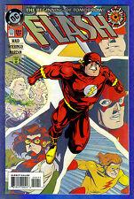 FLASH  # 0 - (2nd series) DC Comics 1994 (vf-)  A