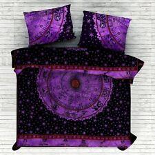 Indian Mandala Duvet Cover Boho Queen Quilt Comforter Cover Bohemian Bedding Set