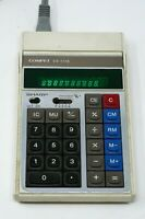 VINTAGE SHARP COMPET VX-1118 CALCULATOR