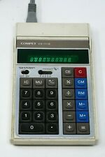VINTAGE SHARP COMPET VX-1118 CALCULATOR