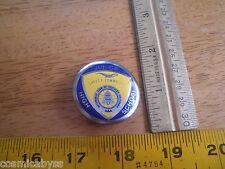 AAA 1950's Junior High School Safety Committee metal badge California