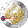 2 Euro Commémorative Malte 2020 - Temple Skorba UNC NEUVE