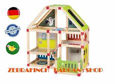 Playtive junior wooden doll's house