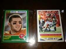2013 Score w RC Kansas City Chiefs Team Set 14 Cards Knile Davis RC