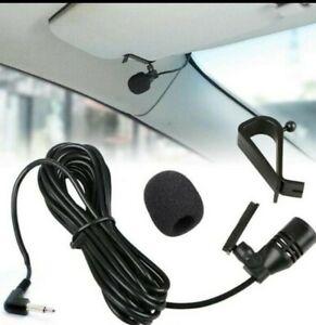 UK 2.5mm Mini External Microphone Speaker Plug Recorder for PC Car Stereo Laptop